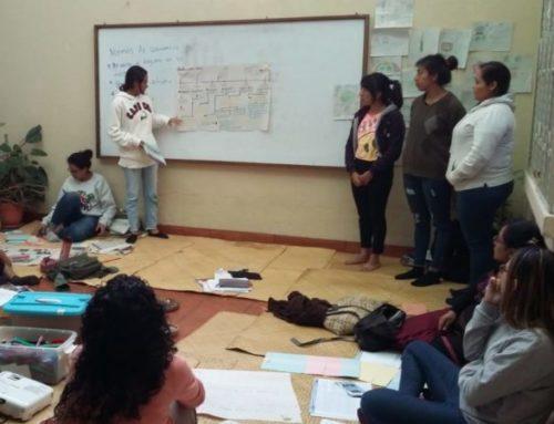 """Diplomado de Género """"Marco Filosófico de MIRIAM y manejo de Herramientas Administrativas"""""""